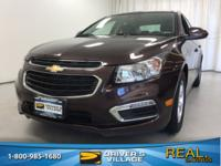 Autumn Bronze Metallic 2015 Chevrolet Cruze 1LT 1LT FWD