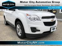 This is one great Chevrolet Equinox.  All Wheel Drive,