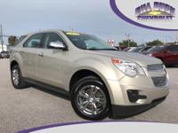 This well maintained 2015 Chevrolet Equinox LS in