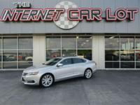 This 2015 Chevrolet Impala 4dr LTZ features a 3.6L V6