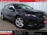 2015 Chevrolet Impala LS CARFAX One-Owner. Clean