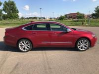Recent Arrival! Crystal Red Tintcoat 2015 Chevrolet