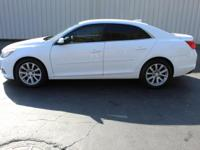 This Malibu is the 2LT model and is loaded with
