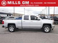 HEATED SEATS, FACTORY TRAILERING PKG, GM CERTIFIED