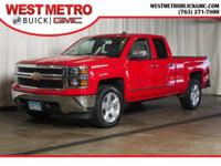 New Price! CARFAX One-Owner. Clean CARFAX. Victory Red
