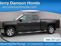 This outstanding example of a 2015 Chevrolet Silverado