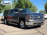 CARFAX One-Owner. Brownstone Metallic 2015 Chevrolet