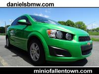 CARFAX One-Owner. Clean CARFAX. Green 2015 Chevrolet