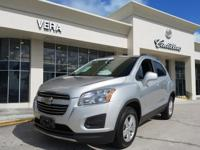 Make sure to get your hands on this 2015 Chevrolet Trax