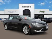 Rancho Chrysler Dodge Jeep RAM is honored to present a