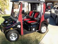 2015 COLUMBIA EAGLE PAR CAR (STREET LEGAL)    Selling