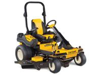 The Z-Force SZ Commercial mowers give you top