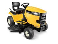 with Fabricated Deck All New! 2015 Cub Cadet Tractor