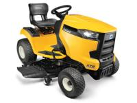 KH All New! 2015 Cub Cadet Tractor Lawn Mowers Lawn