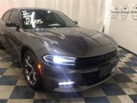 CARFAX One-Owner. Clean CARFAX. 2015 Dodge Charger R/T