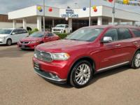 This 2015 Dodge Durango Citadel is offered to you for