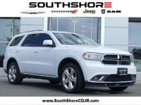 CARFAX One-Owner. Clean CARFAX. 2015 Dodge Durango