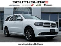 CARFAX One-Owner. Clean CARFAX. 2015 Dodge Durango SXT