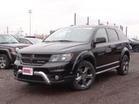 This 2015Dodge JOURNEY Crossroad will sell fast!! SAVE