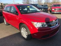 This Dodge Journey is Certified Preowned! CARFAX