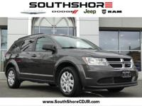 CARFAX One-Owner. Clean CARFAX. 2015 Dodge Journey SE