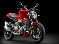 Make: Ducati Year: 2015 Condition: New Exterior Color: