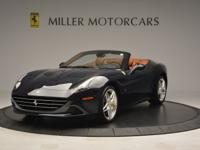 This is a Ferrari California for sale by Miller