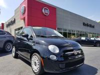 This 2015 FIAT 500 Pop is offered to you for sale by