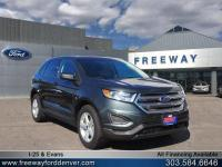 Guard Metallic 2015 Ford Edge SE AWD 6-Speed Automatic