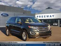 Guard Metallic 2015 Ford Edge SEL AWD 6-Speed Automatic