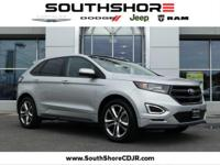 CARFAX One-Owner. Clean CARFAX. 2015 Ford Edge Sport