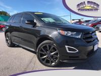 Don't miss out on this loaded up 2015 Ford Edge Sport