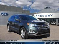 Guard Metallic 2015 Ford Edge Titanium AWD 6-Speed