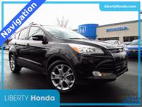 CARFAX One-Owner. Clean CARFAX. Tuxedo Black 2015 Ford