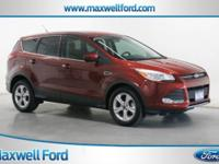 Check out this gently-used 2015 Ford Escape we recently