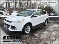 2015 Ford Escape SE and EcoBoost 2.0L I4. Equipment