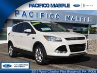 Carfax one owner ford certified 2015 ford escape