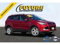 *Wow! FLAWLESS FORD CERTIFIED ESCAPE TITANIUM
