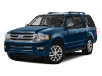 Tuxedo Black Metallic 2015 Ford Expedition XLT 4WD