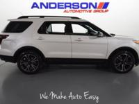 CALL ANDERSON NISSAN MAZDA AT  TODAY TO SCHEDULE A TEST