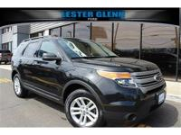 Looking for a clean, well-cared for 2015 Ford Explorer?