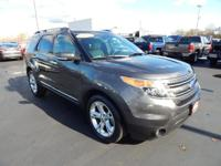 Options:  2015 Ford Explorer Limited|Limited|4D Sport