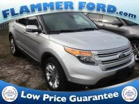 2015 Ford Explorer Ingot Silver Metallic **39,950
