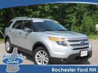 New Arrival! This Ford Explorer is Certified Preowned!