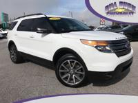 Don't miss out on this spacious 2015 Ford Explorer XLT