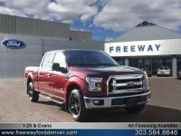 Bronze Fire Metallic 2015 Ford F-150 XLT 4WD 6-Speed