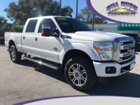 Recent Arrival! This well equipped 2015 Ford F-350SD