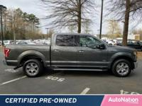 ENGINE: 2.7L V6 ECOBOOST This vehicle includes a