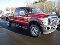 Lariat 4WD TorqShift 6-Speed Automatic Power Stroke