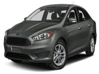 Options:  2015 Ford Focus Se|This 2015 Ford Focus 4Dr